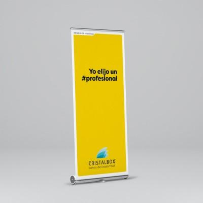 Roll Up Eslogan